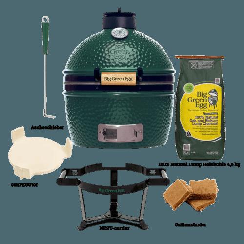 Big Green Egg Starterpaket MiniMax Vorteilspreis