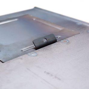 Yoder Hitzediffuser 2-teilig für YS-480S oder YS-640S