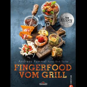 Napoleon Grillbuch Fingerfood vom Grill Rummel