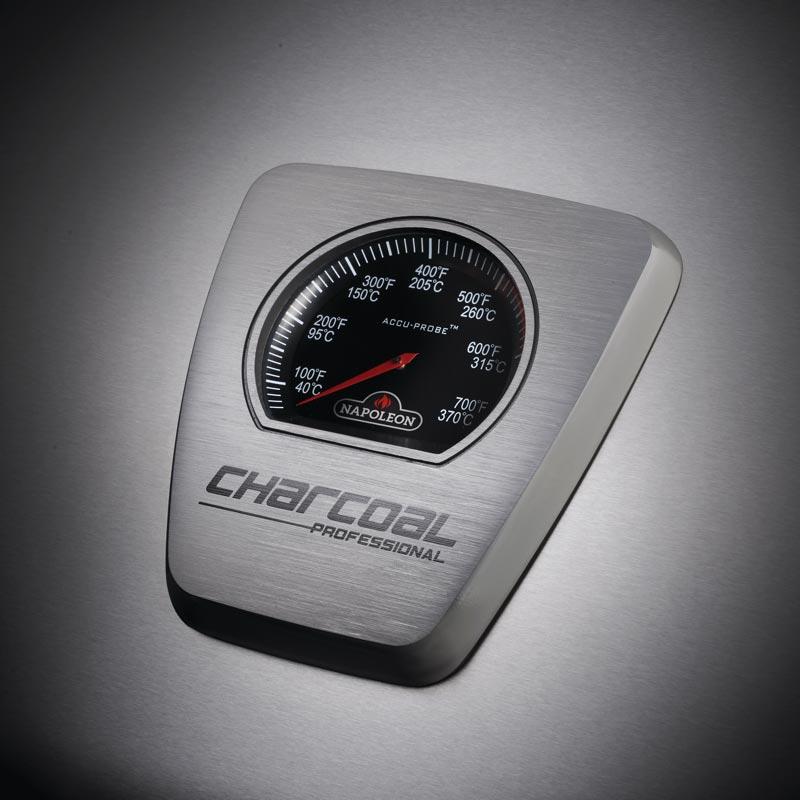 Napoleon Holzkohlegrill PRO605 Temperaturfühler