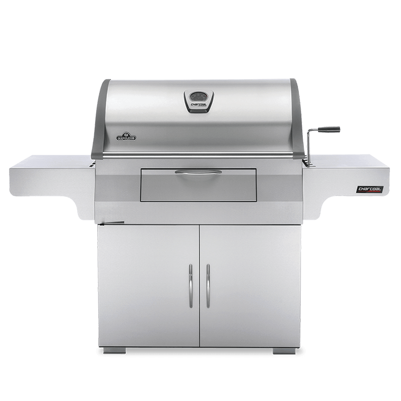Napoleon Holzkohlegrill PRO605CSS front