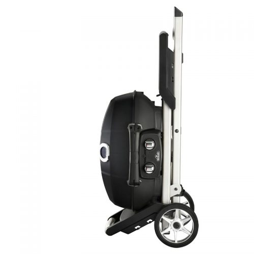 TravelQ Pro285 mobiler Gasgrill vertical