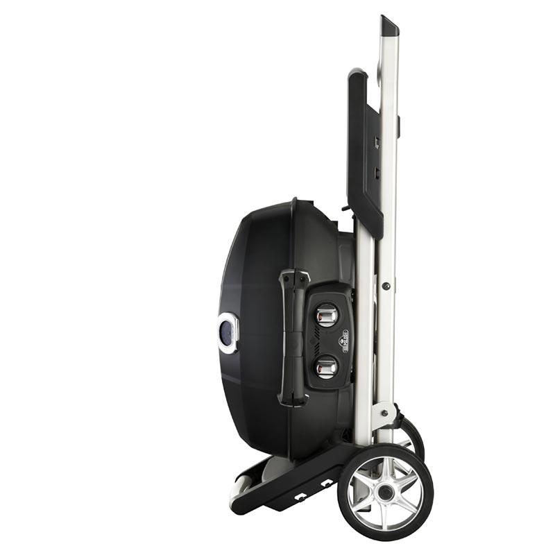 TravelQ Pro285 mobiler Gasgrill vertical