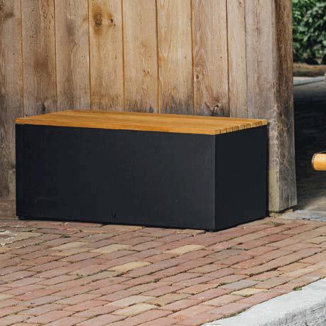 OFYR Garden Bench
