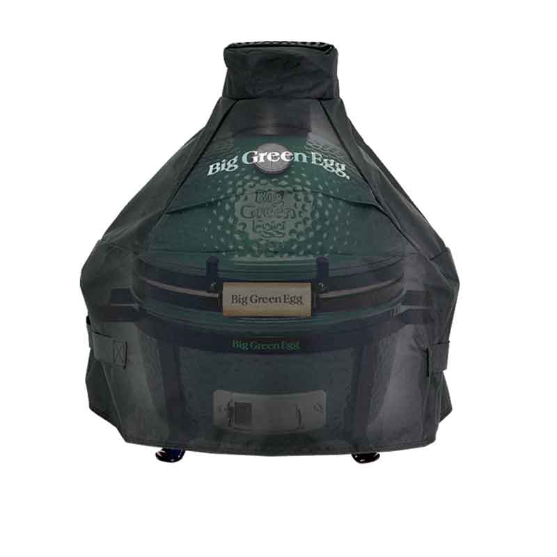 Cover Big Green Egg MiniMax im Tragegestell Nest