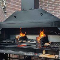 Homefires Monster Braai für Gastro und Catering