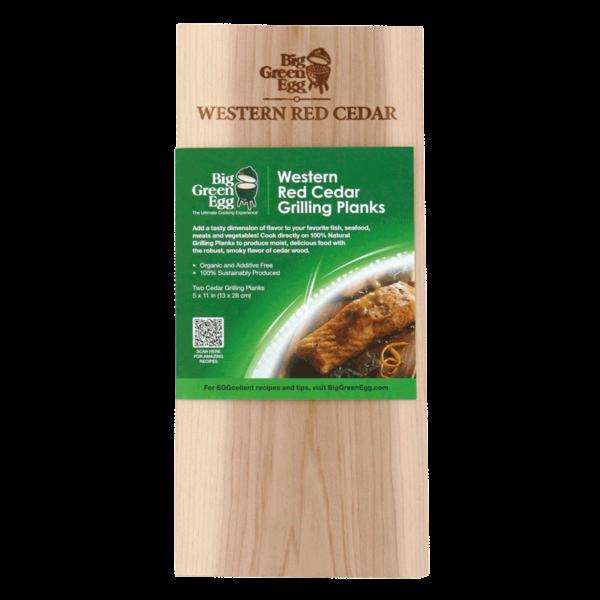 Räucherbretter Zeder Cedar - Holzplanken 2 Stück