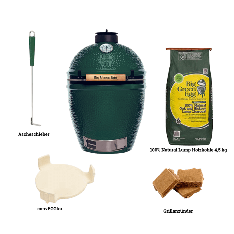 Big Green Egg Large Einbau-Starter-Set