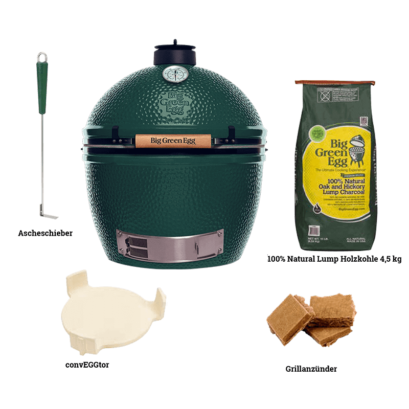 Big Green Egg XLarge Einbau-Starter-Set