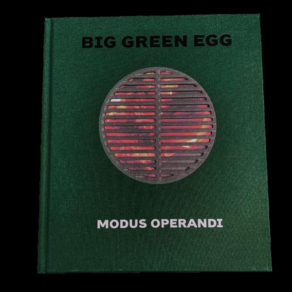Modus Oberandi 1000 Seiten Kochbuch Big Green Egg