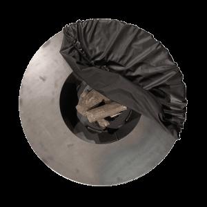 OFYR Abdeckhaube in schwarz Kunststoff