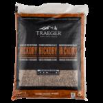 Trager FSC Hickory Holzpellets